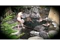 湯西川温泉で見つけたお嬢さん タオル一枚男湯入ってみませんか? 2