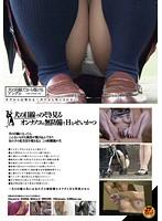 「犬の目線でのぞき見る オンナノコの無防備でHなせいかつ」のパッケージ画像