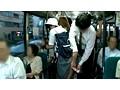 路線バスで見つけたひと際●い●●一貫女子校生を足が震える程に、何度もイカせる 12