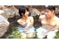 温泉街で見つけた一般男女が出会ってすぐに「混浴モニター体験」初対面でいきなり裸同士!の即席カップルは、入浴中に火が付くまで何分? 2 1