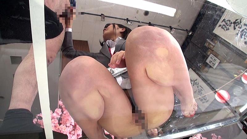 SOD女子社員 第3回 社内でHなお花見 艶やかにヒクつく奥までくっぱぁ桜に26発の精子が舞う
