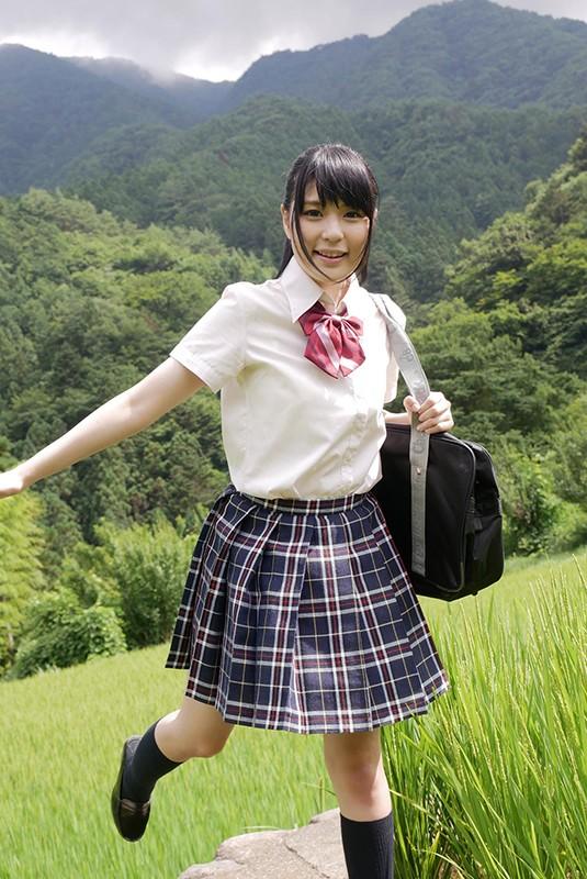 渋谷からド田舎に転校してきた女子○生 ビッチと勘違いされて野蛮な日焼け男どもにヤられまくった…「もう無理」と言っているのに何度も何度もイカせてくるし! 藤波さとり