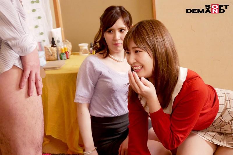 童貞チ○コが友達マ○コに挿入されている所を見て欲情する女子大生たち!夢の女友達2人で赤面童貞筆下し! の画像6