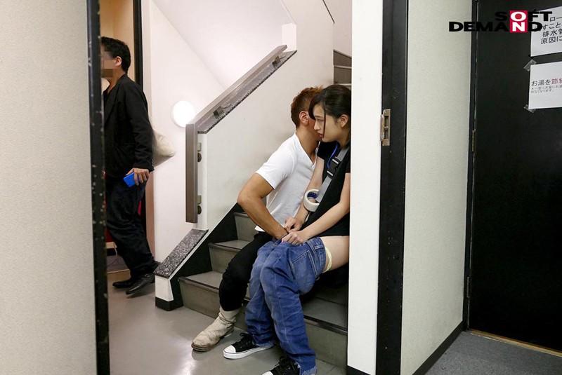 SOD女子社員 技術部入社1年目 カメラアシスタント「小池さら」AV出演(デビュー)!! の画像7