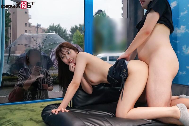 三田杏×マジックミラー号 ミラー越しに友達が見ている前で超恥ずかしいSEX の画像8
