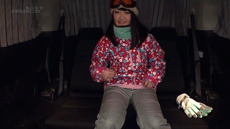 女子アルペンスキー国体12位 超美乳Gカップ!現役スキーインストラクター 青山れん AVデビュー の画像2