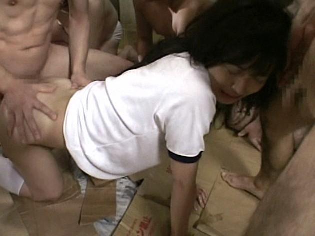 キモダン輪姦凌辱 長澤つぐみ の画像17