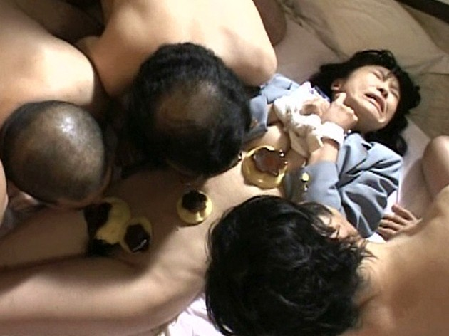 キモダン輪姦凌辱 長澤つぐみ の画像2