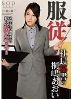 「服従 社長秘書の桐嶋あおい」のパッケージ画像