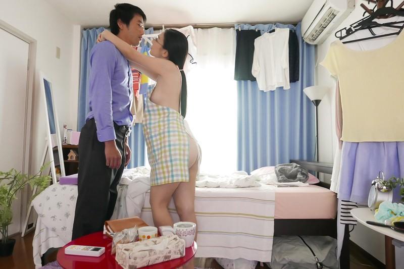古川いおり 息子がいるすぐ側で綺麗な保育士さんに優しく抱かれる誘惑不倫SEX の画像15