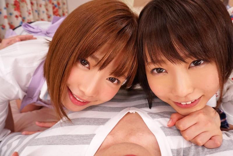 紗倉まな×戸田真琴 Wキャスト 二人がアナタの妹になってラブラブ近親相姦 ご奉仕天国 の画像1