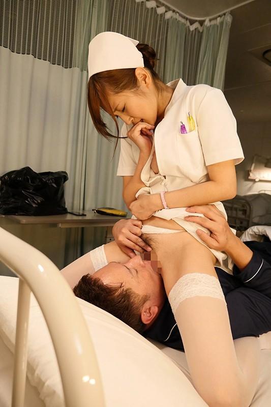 榎本美咲×ドキドキ職場SEX バレそうな状況に興奮して…仕事中にチ○ポを欲しがる誘惑ヤリたがり人妻ナースさん の画像4