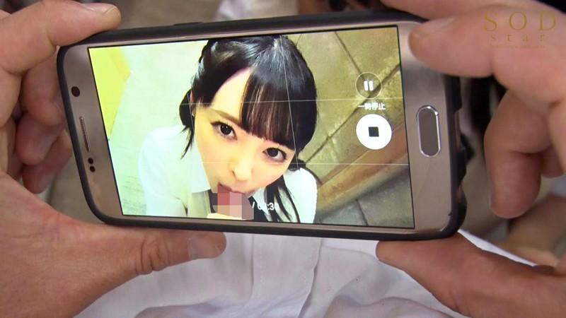 【DMM動画】-『小倉由菜 精子を舌で舐め取りじっくり味わう初ごっくん』 画像20枚