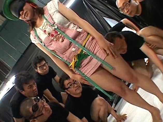 極スカトロ拷問 塗糞・食糞・糞水・男糞 の画像1