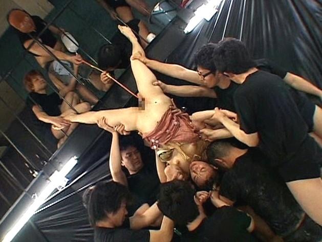 極スカトロ拷問 塗糞・食糞・糞水・男糞 の画像12
