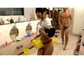 羞恥!銭湯でアルバイト!お湯に濡れたら服が溶けて全裸になっちゃった!! 14