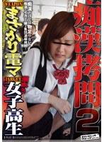 「痴○拷問 2」のパッケージ画像