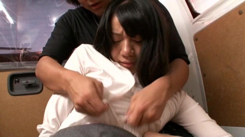 AVで処女を喪失したなでしこ女教師、本当の教え子と中出しSEX その教え子の目の前で汗臭い労働者と連続中出しFUCK 宇江希ともえ の画像8