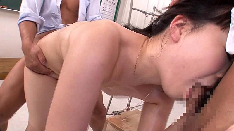 image Chihiro akino first experience with two big cocks