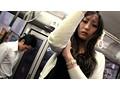 満員路線バスで若妻のむっちりレギンス尻にフル勃起チ○ポを密着させたら腰を動かしてきた 5