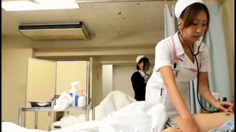 某医大病院に入院すれば巨乳ナースと確実にヤレる! の画像1