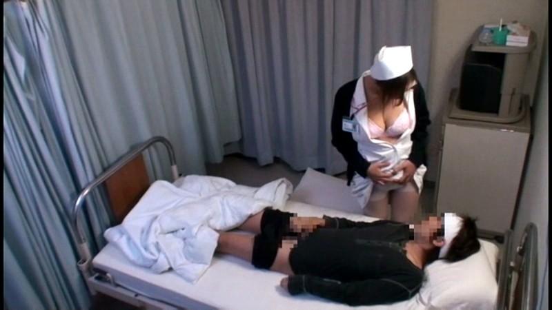 某医大病院に入院すれば巨乳ナースと確実にヤレる! の画像8