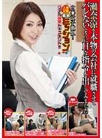 「広○涼子激似!瀬奈涼を本物の会社に就職させてバレないようにHな指令を出してみました!」のパッケージ画像