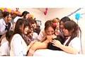 秋のハレンチ女子校文化祭 全身ペロペロ喫茶オープン 8
