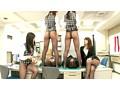 パンスト商品開発部 パンスト美脚と卑猥なパワハラ 究極の女性上位オフィス サンプル画像1