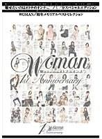 Woman 1st Anniversary Woman1周年メモリアルベストセレクション ダウンロード