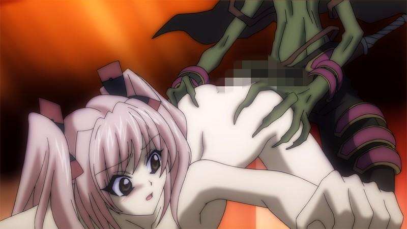 【エロアニメ】ロリのくノ一のH無料動画。ロリ美女くノ一を襲う巨大マラ!あぁぁぁ気持ちイイい…中だけは…