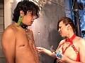 「飼育の虜」 変態マゾ男とペニバン女 【第五章】  3