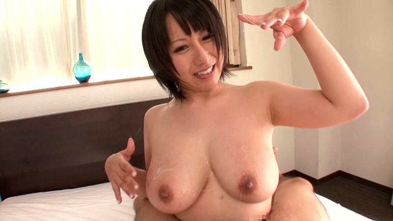 こんな女に挟射したい 谷間マ●コにそのまま中出し 前田優希 の画像12
