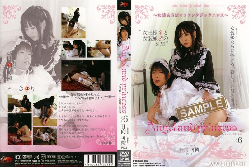 Angel and princess VOL.6
