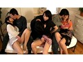 美熟女たちの集団フェラチオパーティー 14