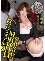 「爆乳女社長 M男社員教育マニュアル 2 七瀬ゆい」のパッケージ画像