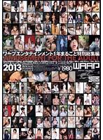 「ワープエンタテインメント1年まるごと特別総集編 2013」のパッケージ画像