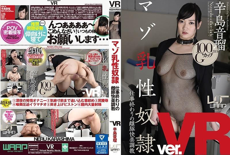WZENVR-002 [VR] Masochistic Slave Karashima Sound Ru