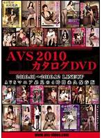 「AVS2010カタログ」のパッケージ画像