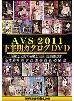 「AVS2011下半期カタログ」のパッケージ画像