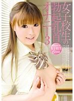 「女子校生の勃起乳首オナニー 3」のパッケージ画像