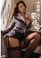 「女教師怜子、発情中 東京編 小早川怜子」のパッケージ画像