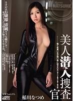 「美人潜入捜査官 稲川なつめ」のパッケージ画像