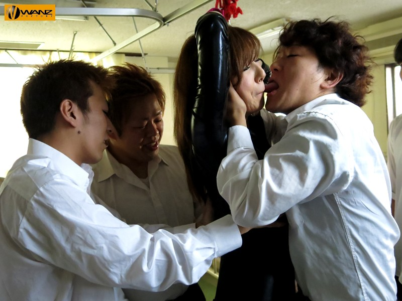 WANZ-091磁力_美人潜入捜査官 澤村レイコ_澤村レイコ(高坂保奈美、高坂ますみ)