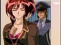【エロアニメ】警備員 第2話「淫欲の監視モニター」 17の挿絵 17