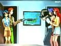 【エロアニメ】無人島物語X 第4話 「夜明」 35の挿絵 35