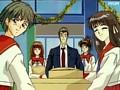 【エロアニメ】同級生 クライマックスファイル1 8の挿絵 8
