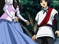 エルフィーナ ~淫夜へと売られた王国で…~ THE ANIMATION 第三幕 「白の姫花・黒の姫花」