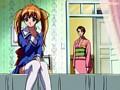 【エロアニメ】愛姉妹・蕾 …汚してください 第二章 『花園の蹂躙される刻…』 12の挿絵 12