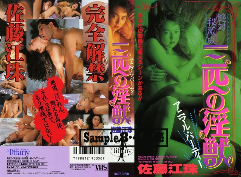 三匹の淫獣 佐藤江珠